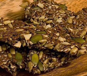 Krekry zo semienok
