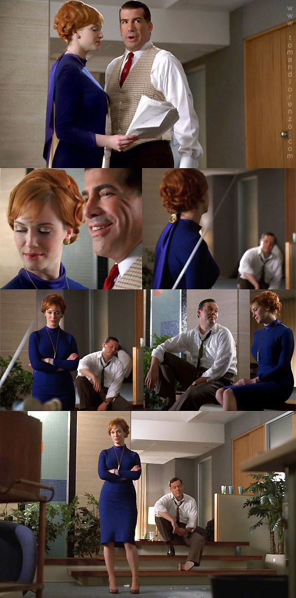 Mad Style: Joan Holloway, S1 Part 2 | Tom & Lorenzo Fabulous & Opinionated