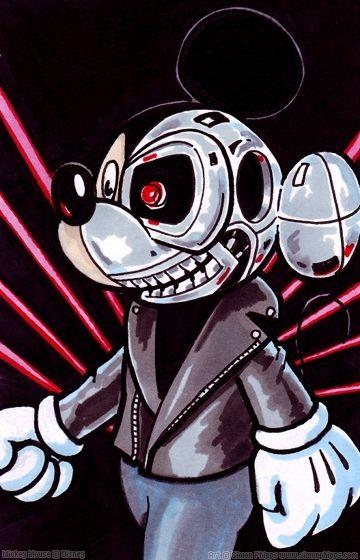 Terminator Mickey