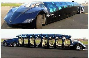 longest limo ever - Google Search | BEN | Pinterest | Limo ...