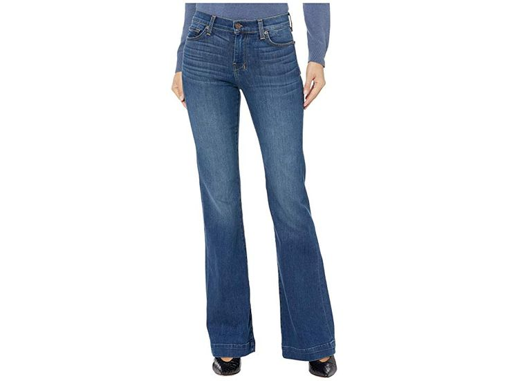 7 For All Mankind Dojo In Mohawk River Women S Jeans Mohawk River