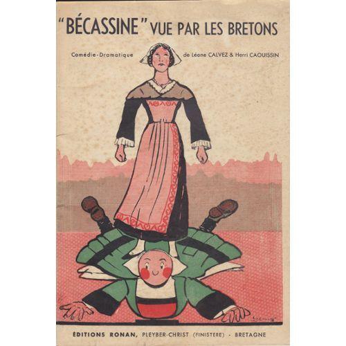 Bécassine vue par les Bretons