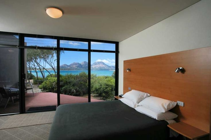 Edge of the bay accommodation Tasmania