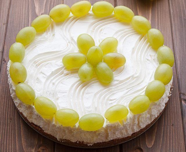 Cheesecake de yoghurt estilo griego OIKOS® natural