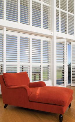 Either let the sun in or block it out, you choose with these shutters