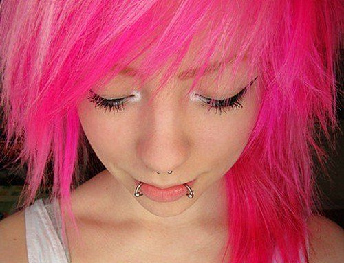 Special Effects Hair Dye | Atomic Pink