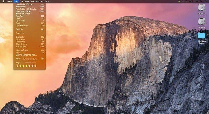 """freelance80 free your space: Apple Os X Yosemite con la beta 3 arrivano """"Modali..."""