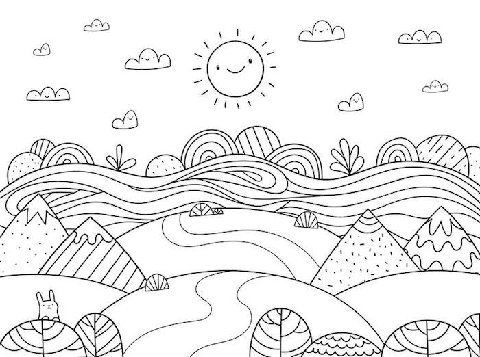 99 Best Coloring Pages Images On Pinterest Coloring