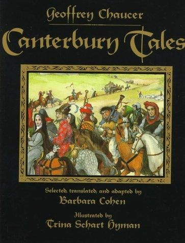 Canterbury tales by Barbara Cohen, Barbara Cohen