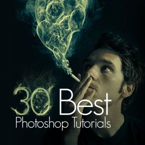 Photoshop tutorials picked by demilked