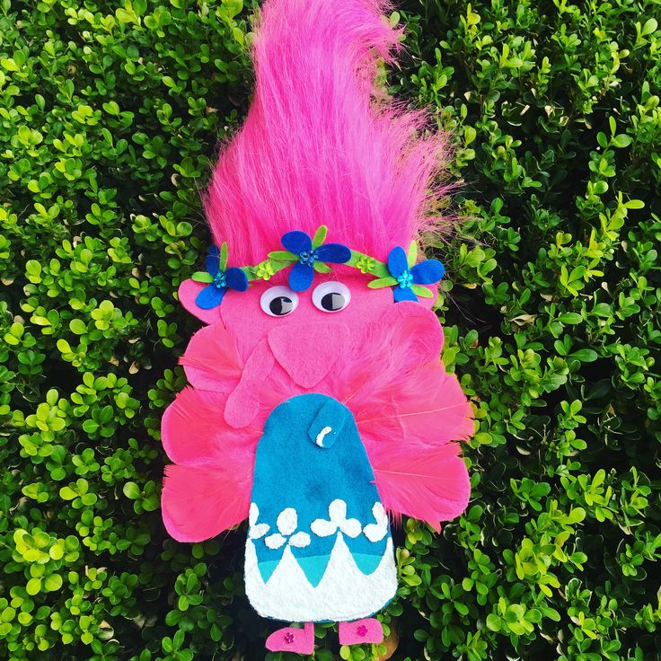 Turkey In Disguise Poppy from Trolls!