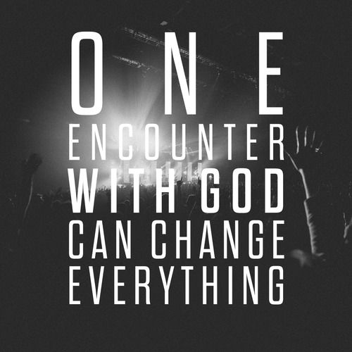 All it takes is one love encounter with God! You will never be the same after you encounter the love of God!