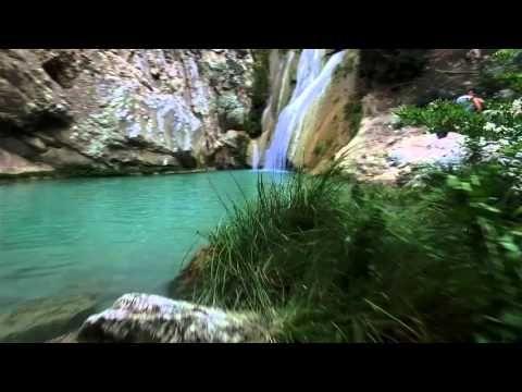 ΠΟΛΥΛΙΜΝΙΟ | με ένα  drone  | Messinia's best kept secret - Polilimnio w...
