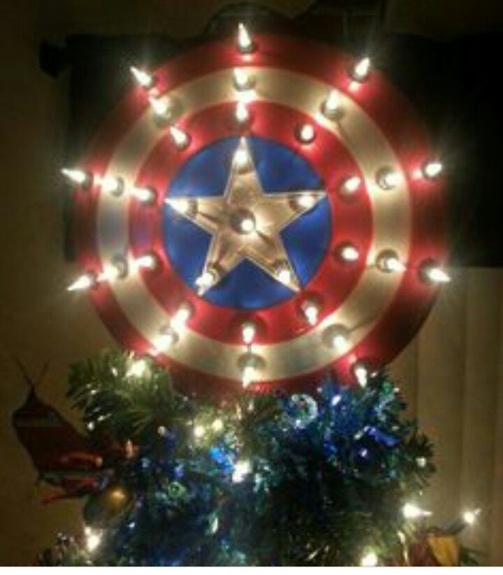 Pin By Groovyfinds On Captain America Superhero Christmas Geek Christmas Star Wars Christmas Ornaments