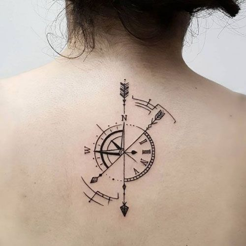 75 Unique Arrow Tattoos & Meanings (2019 Guide) | cool ...