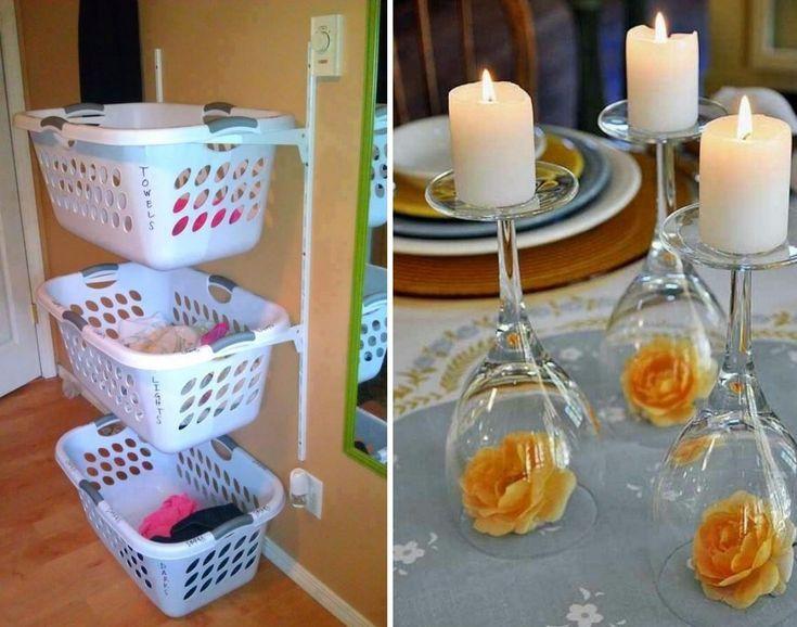 Praktikus és kreatív ötletek, mely hasznos is lehet a háztartásunkban - MindenegybenBlog