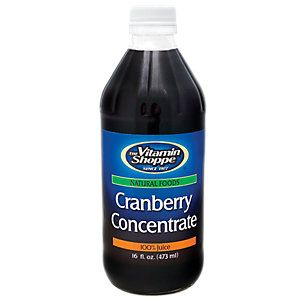 Buy Cranberry Concentrate (16 Fluid Ounces Liquid) from the Vitamin Shoppe. Where you can buy Cranberry Concentrate and other products? Buy at at a discount price at the Vitamin Shoppe online store. Order today and get free shipping on Cranberry Concentrate (UPC:766536023714)(with orders over $35).