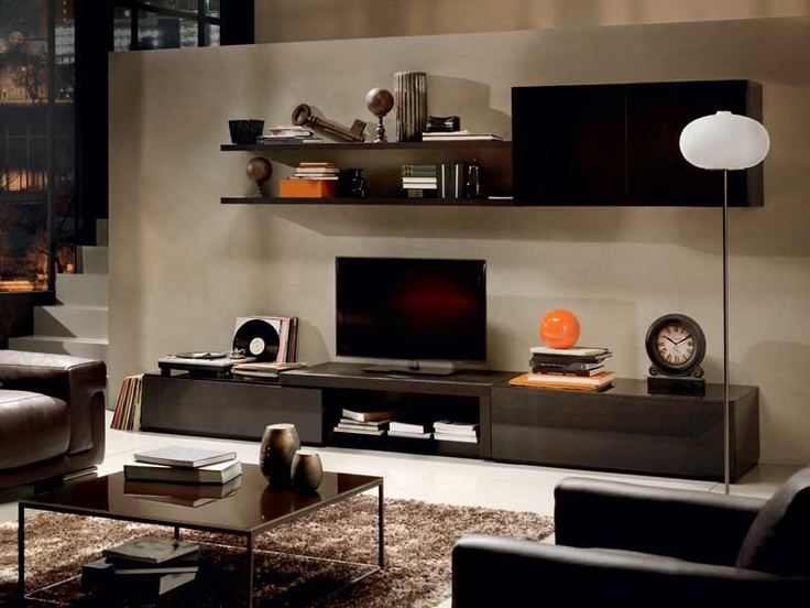 Natuzzi WALL UNITS NOVECENTO | Wall Units | Pinterest | Walls, Dinning Table  And Tv Walls