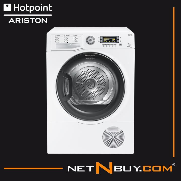 With a special cycle Antiallergic .. And awarded with the Seal of Approval of the British Allergy Foundation | Dryer machine FTCD 872 6HM1 (EU) HOTPOINT, available at NETNBUY.COM