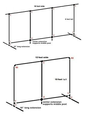 PVC Pipe Backdrop | Weddings, Do It Yourself | Wedding Forums | WeddingWire                                                                                                                                                                                 More