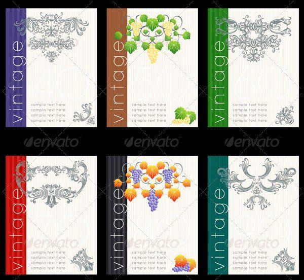 Wine Label Template Photoshop Elegant 80 Best Creative Designs Of Wine Labels Stickers Wine Label Template Wine Label Design Free Wine Label Template