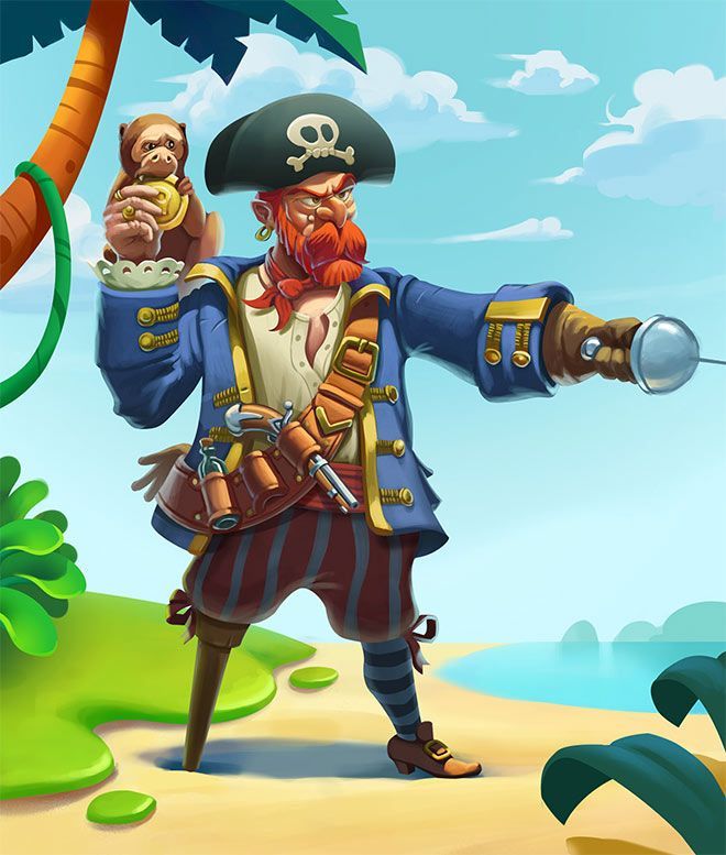 пираты капитан картинки любом случае, каждый