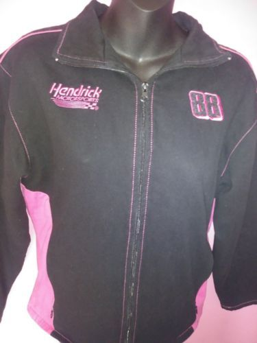 NASCAR Winners Circle Ladies Small Jacket Hendricks Motorsports #88 Earnhardt Jr