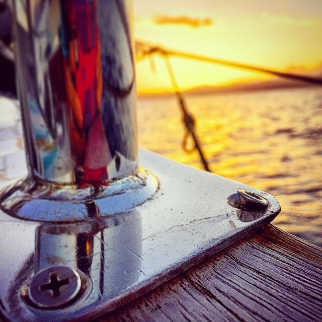 """It's the little things."" Delmar sailing gulet holiday."