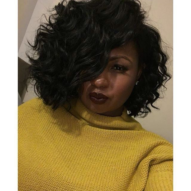 Crochet Braids w/Freetress Go Go Curl is creative inspiration for us. Get more photo about black women related with by looking at photos gallery at the bottom of this page. We are want to say thanks if you like to share this post to another people via your facebook, pinterest, …
