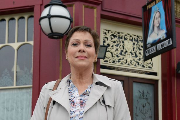 Denise Welch desperate for permanent role in EastEnders after...: Denise Welch desperate for permanent role in EastEnders… #DeniseWelch