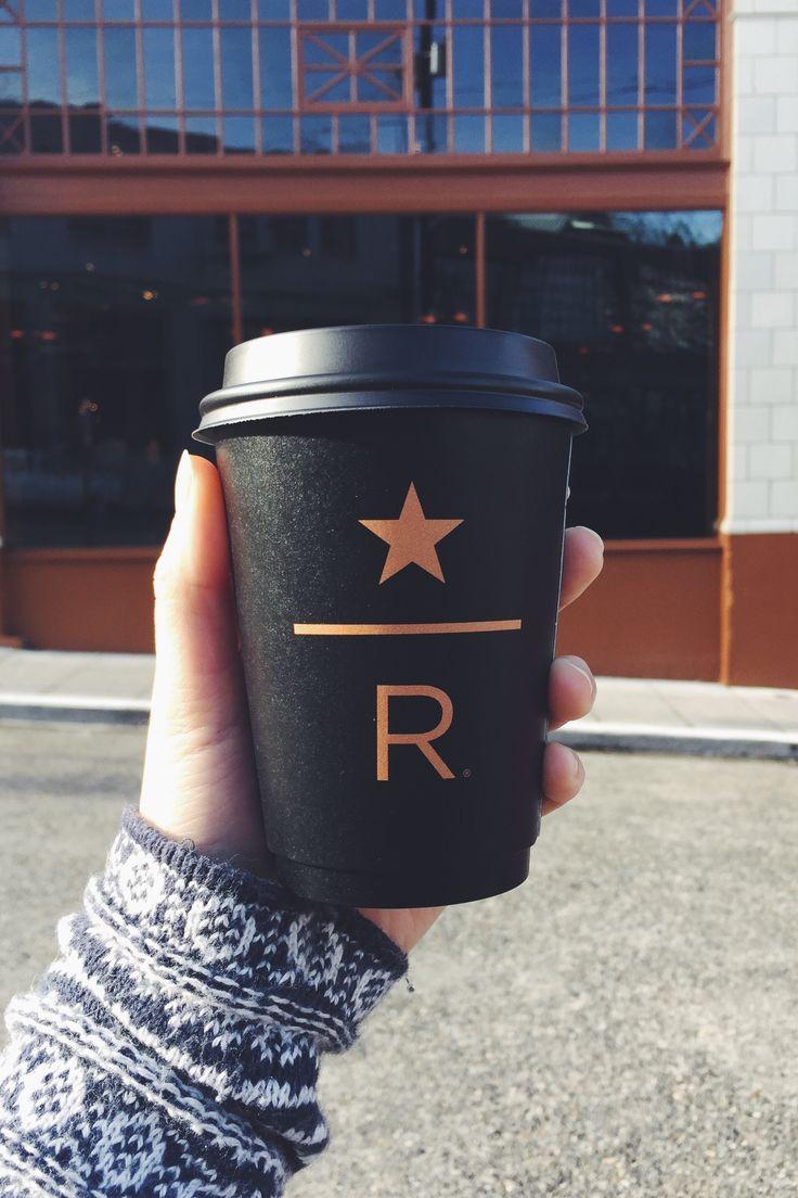 Starbucks Reserve Roastery & Tasting Room // somesaltwater.wordpress.com