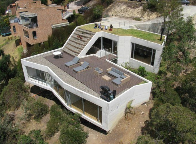 20 best House Rooftop Deck Designs images on Pinterest | Deck ...