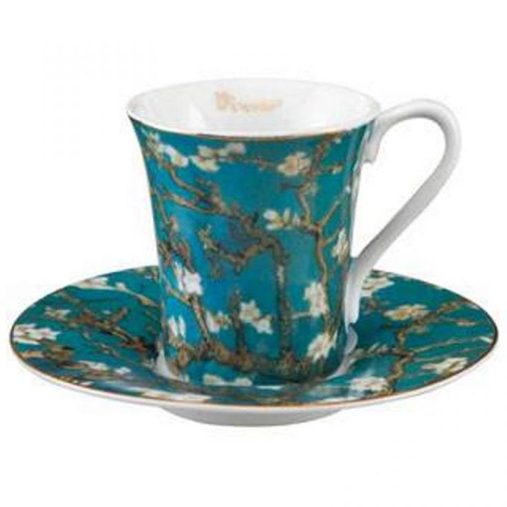 Vincent van Gogh - Porcelana Goebel Koty Rosina Wachtmeister Artis Orbis Nina i…