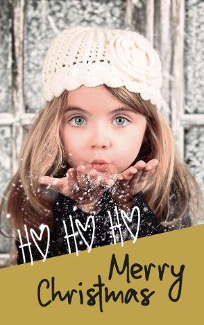 Sehen Sie dies auf BlijKaartje.nl: Weihnachtskarte 410-0096