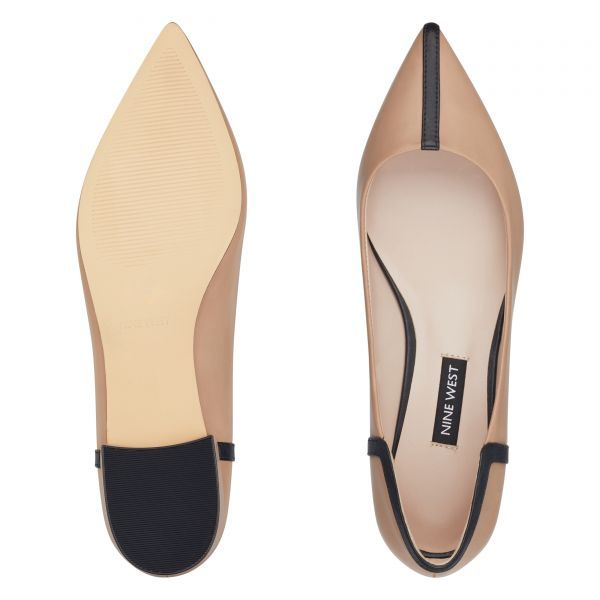 Pointy toe flats, Nine west shoes, Shoes