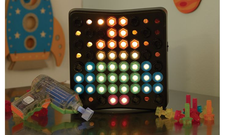 Design & Drill - Light Up Creativity