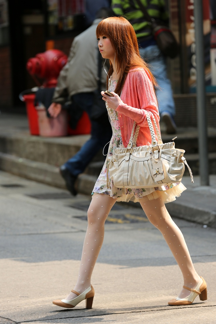 """Live from Hong Kong"" | #fashion | #japan | Asian (Street) Impressions | #korea"