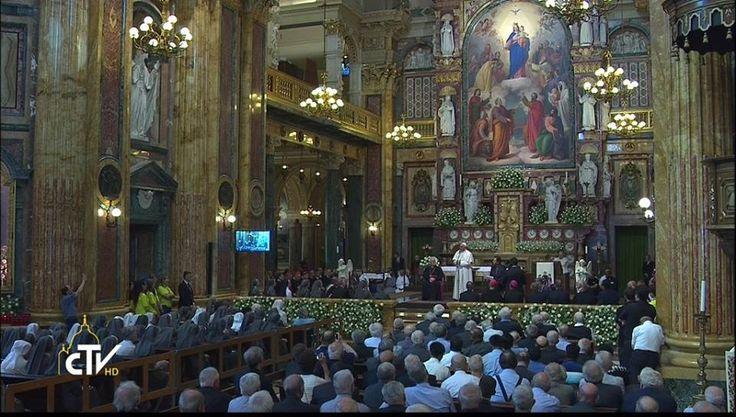 Pape François - Pope Francis - Papa Francesco - Papa Francisco : 21-22 juin 2015, visite du Pape au St Suaire de Turin
