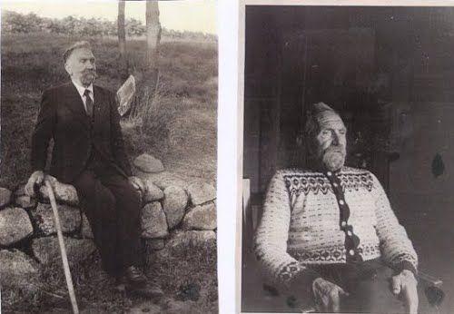 My great grandfather Aadne Soyland