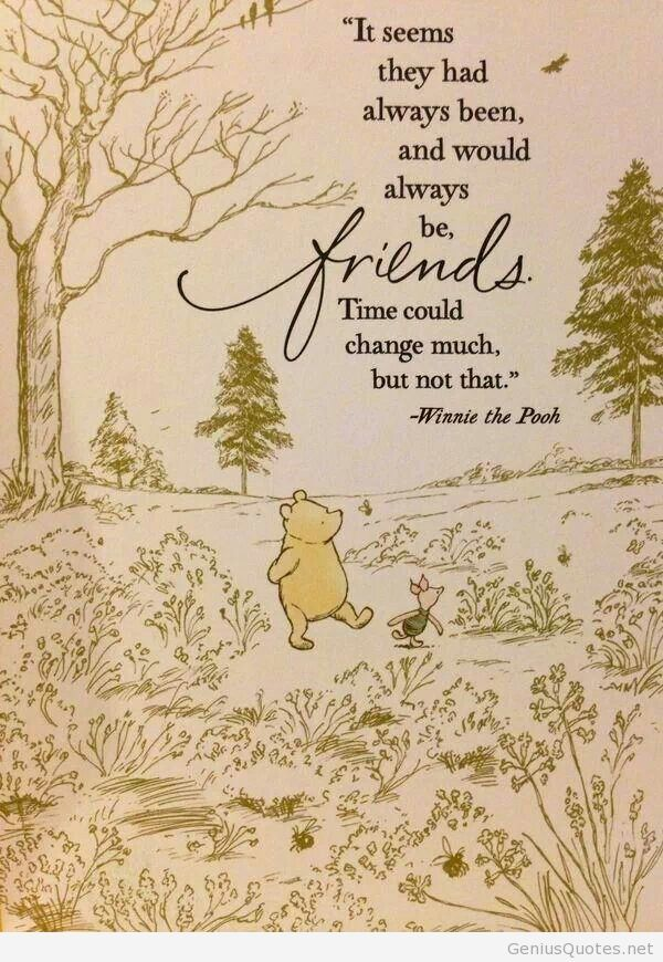 sister quotes winnie the pooh Google Search Friend