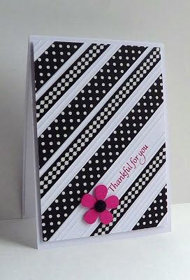Super cute. Could use washi tape...