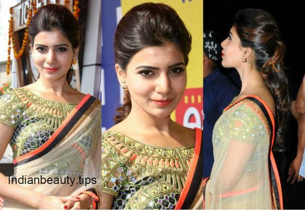 samantha_ruth_prabhu_hairstyles_in_sarees
