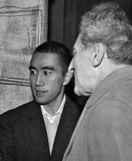 Étant donné: Yukio Mishima et Jean Cocteau