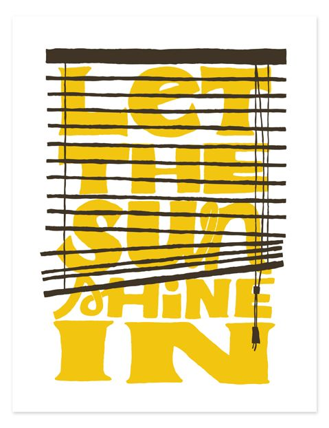 Let the sun shineLife, Inspiration, Quotes, Sun Shinee, Art, Graphics Design, Things, Prints, Sunshinee