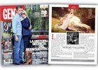 Noemi Vallone en revista Gente