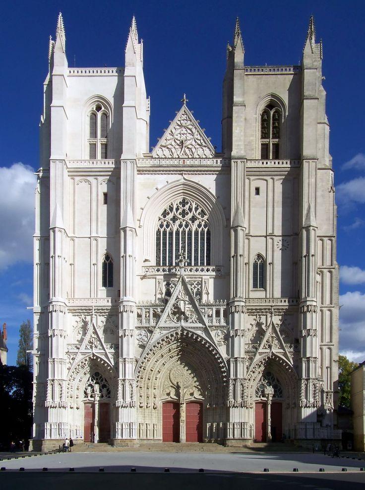 Nantes Cathedral, France