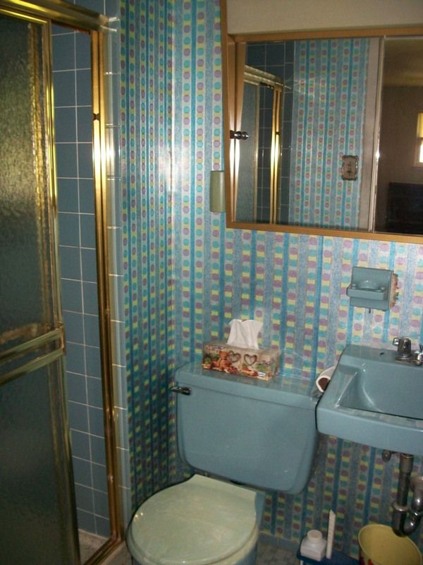 1960s Bathroom Design Ideas ~ Midcentury modern bathroom from quot decor ideas