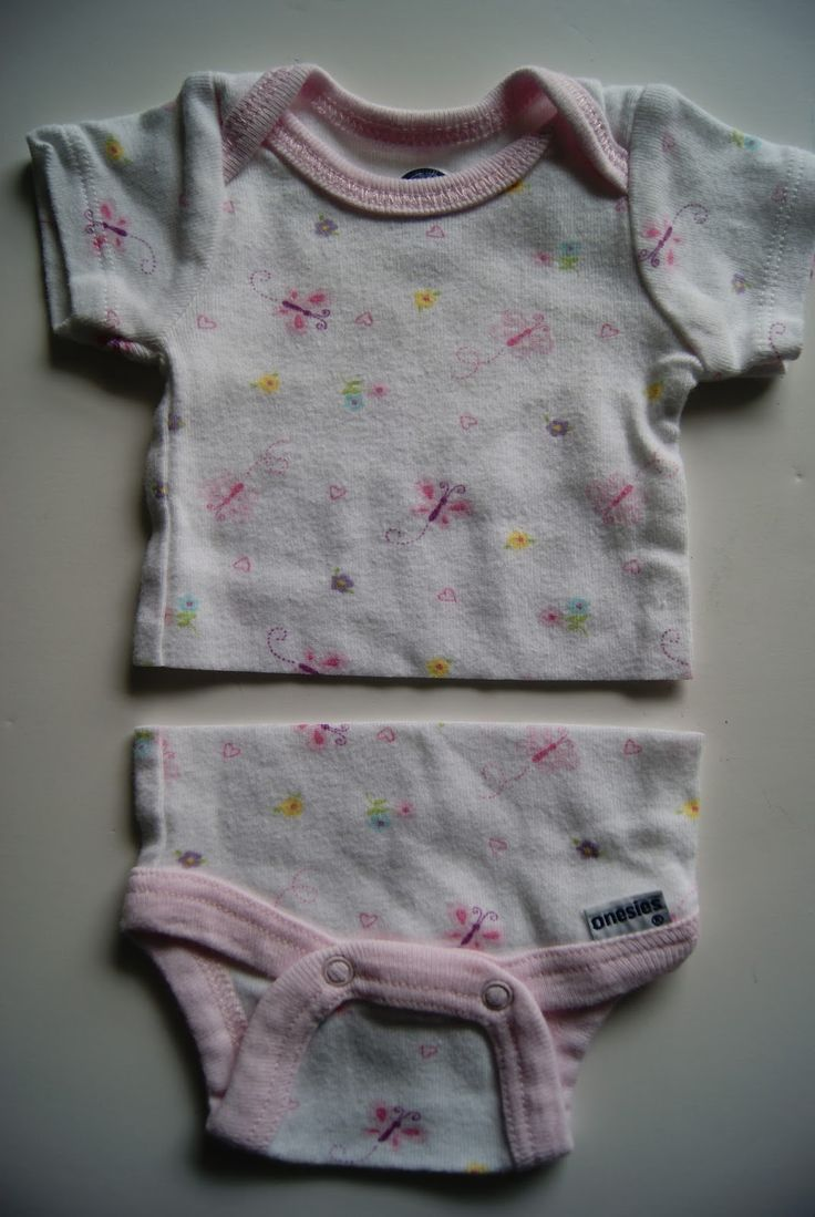 using newborn 5-8 lbs to make 18' doll clothes