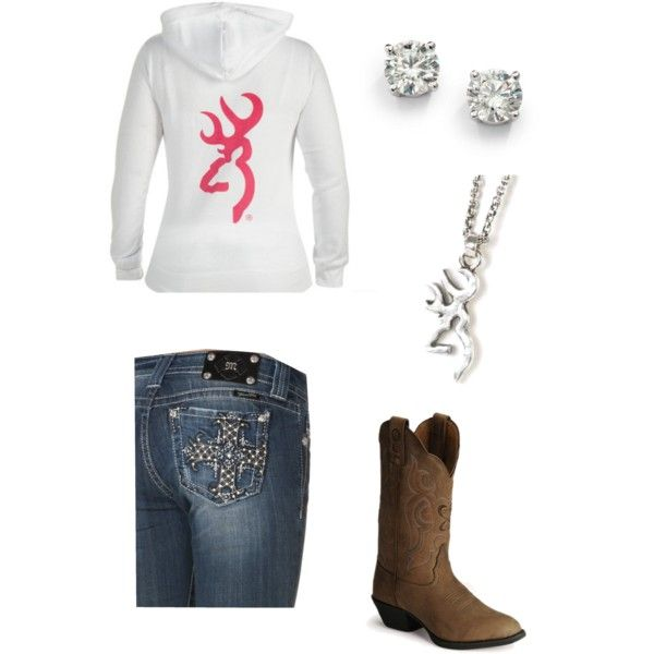 casual country outfit