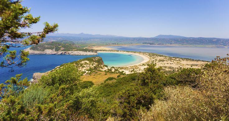 Ein echter Geheimtipp: Der Voidokilia Beach in Griechenland! 7 Tage mit Flug und Ferienhaus ab 289 € pro Person - Urlaubsheld   Dein Urlaubsportal